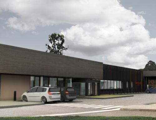 Estación de servicio Tharonne