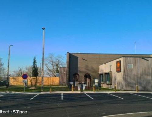 Station de Service BP Saint Léger en Pons
