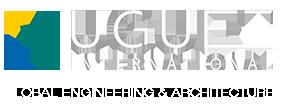 Uguet International – Global Engineering & Architecture Logo